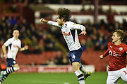 Ben Pearson (4) of Preston North End FC during the EFL Sky Bet Championship match between Barnsley and Preston North End at Oakwell, Barnsley, England on 21 January 2020.