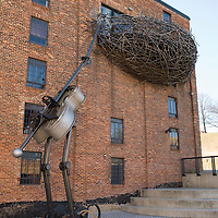 American Visionary Art Museum, 800 Key Highway, Baltimore, Maryland, USA. The AVAM contains the best in original, self-taught artistry.