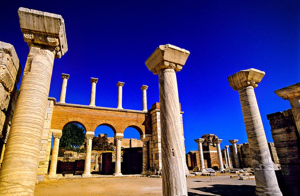 Basilica of St. John, Selcuk, Turkey