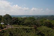 Vistas aéreas de Colon,  vuelo en Globo aerostatico, Panama. ©Victoria Murillo/Istmophoto.com