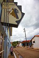 Shop in La Palma, Pinar del Rio, Cuba.