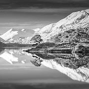 Looking down the Loch, Glen Affric