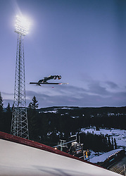 11.03.2020, Granasen, Trondheim, NOR, FIS Weltcup Skisprung, Raw Air, Trondheim, Herren, im Bild Piotr Zyla (POL) // Piotr Zyla of Poland during men's 3rd Stage of the Raw Air Series of FIS Ski Jumping World Cup at the Granasen in Trondheim, Norway on 2020/03/11. EXPA Pictures © 2020, PhotoCredit: EXPA/ JFK