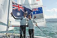2014 ISAF WSC 470 Men| Medal race