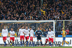 Football: Germany, 1. Bundesliga, Braunschweig, 15.02.2014<br />