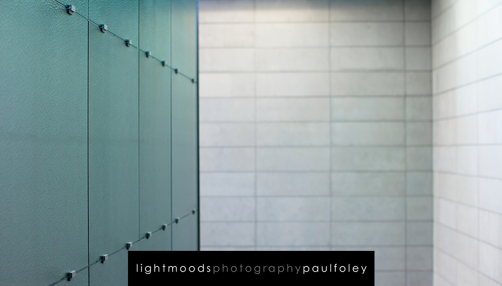 Glass Wall, National Gallery of Victoria, Melbourne, Australia