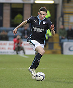 Dundee's Alex Harris - Dundee v Ross County, SPFL Premiership at Dens Park<br /> <br />  - &copy; David Young - www.davidyoungphoto.co.uk - email: davidyoungphoto@gmail.com