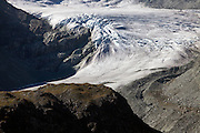Glacier de Moiry, Switzerland.