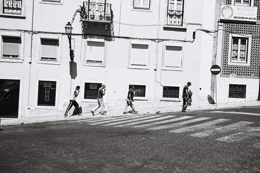 Four, Lisbon