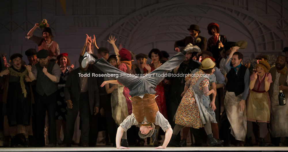4/26/17 3:31:17 PM --  USA<br /> <br /> Lyric Opera Chicago<br /> My Fair Lady Piano Run Through Day 2<br /> <br /> &copy; Todd Rosenberg Photography 2017