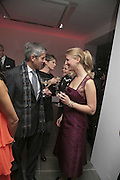 Stuart Rose and Lady Gabriella Windsor, Vogue 90th birthday party and to celebrate the Vogue List, Serpentine Gallery. London. 8 November 2006. ONE TIME USE ONLY - DO NOT ARCHIVE  © Copyright Photograph by Dafydd Jones 66 Stockwell Park Rd. London SW9 0DA Tel 020 7733 0108 www.dafjones.com