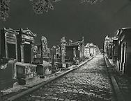 Rue Berlioz, Montmarte Cemetery