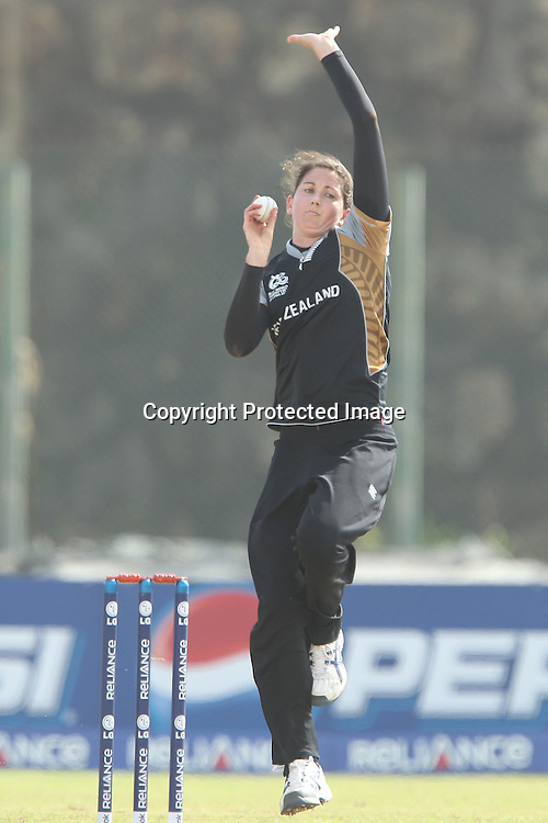 during the ICC Women's World Twenty20 - between The West Indies and New Zealand held at the Galle International Stadium in Galle, Sri Lanka on the 26th September 2012<br /> <br /> Photo by Ron Gaunt/SPORTZPICS/PHOTOSPORT