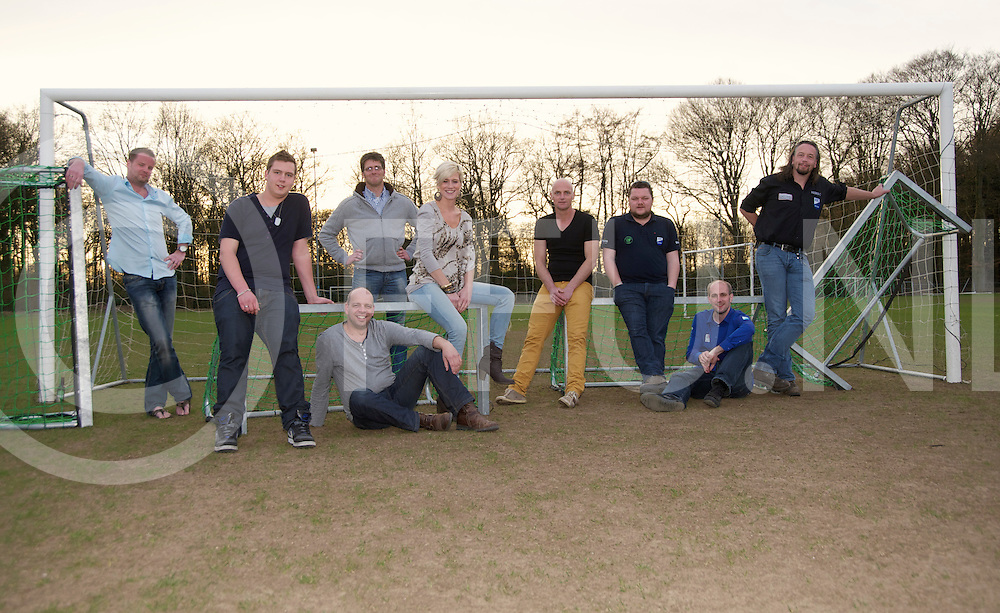 DALFSEN - Blauband  ASC'62 voetbal...FFU PRESS AGENCY COPYRIGHT FRANK UIJLENBROEK..