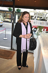 LEONORA, COUNTESS OF LICHFIELD at a party to celebrate the publication of Joth Shakerley's book 'Pregnant Women' held at 598a Kings Road, London SW6 on 20th May 2009.