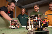 17236Mechanical Engineering: Robots: Lab: Electric Bobcat