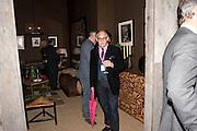 DAVID MONTGOMERY, Pavilion of art and design.- PAD London  Berkeley Square. London. 10 October 2011. <br /> <br />  , -DO NOT ARCHIVE-© Copyright Photograph by Dafydd Jones. 248 Clapham Rd. London SW9 0PZ. Tel 0207 820 0771. www.dafjones.com.