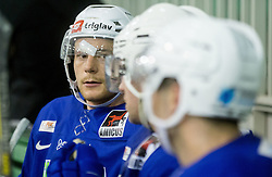 Jan Mursak during practice session of Slovenian National Ice Hockey Team prior to the IIHF World Championship in Ostrava (CZE), on April 21, 2015 in Hala Tivoli, Ljubljana, Slovenia. Photo by Vid Ponikvar / Sportida