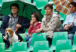 Public<br /> Meydan FEI Nations Cup - Rome 2010<br /> © Hippofoto - Stefano Grasso