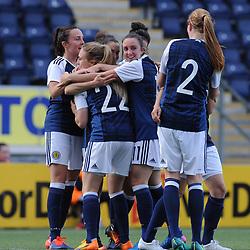 Scotland v Romania | Womens International Friendly | 9 June 2017