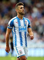 Huddersfield Town's Tommy Smith - Mandatory by-line: Matt McNulty/JMP - 20/08/2017 - FOOTBALL - John Smith's Stadium - Huddesfield, England - Huddersfield Town v Newcastle United - Premier League