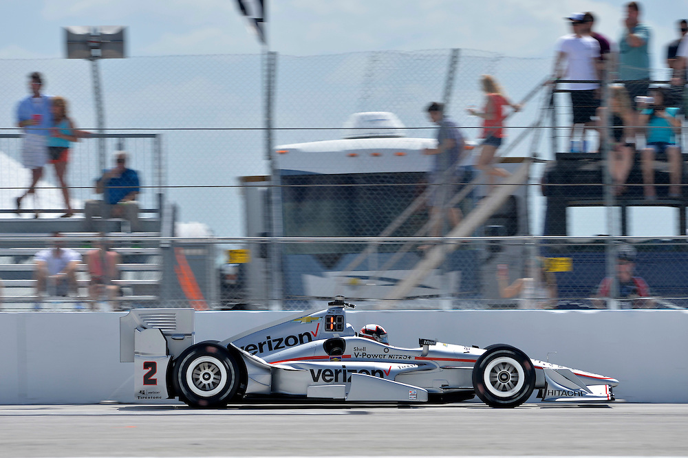 11-13 March, 2016, St Petersburg, Florida USA<br /> 2 Juan Pablo Montoya<br /> &copy;2016 Scott R LePage <br /> LAT Photo USA