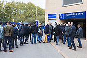In and around Stamford Bridge Stadium prior to the Premier League match between Chelsea and Crystal Palace at Stamford Bridge, London, England on 4 November 2018.