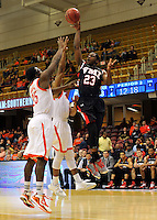 NCAA Men's Basketball - Bears maul Keydets in quarterfinal of Southern Conference Men's Basketball Tournament, 89-61