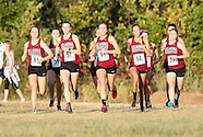 OC Women's Cross Country UCO Land Run - 9/5/2015