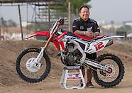 Honda's Yasuhiro Yokoyama