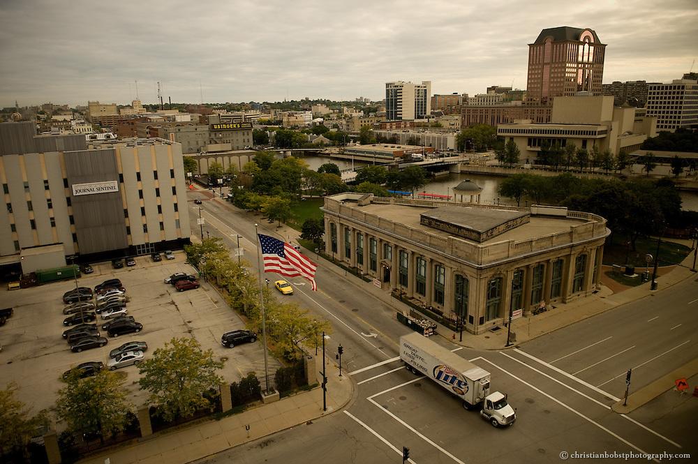 Milwaukee, USA, 2008