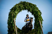 Andreas DIBOWSKI (GER) riding FRH Corrida during the World Equestrian Festival, CHIO of Aachen 2018, on July 13th to 22th, 2018 at Aachen - Aix la Chapelle, Germany - Photo Christophe Bricot / ProSportsImages / DPPI