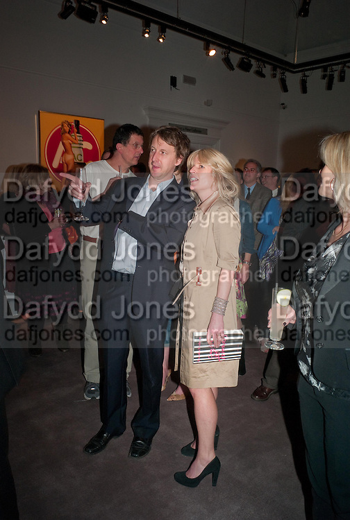 SEBASTIAN SHAKESPEARE; RACHEL JOHNSON, Can we Still Be Friends- by Alexandra Shulman.- Book launch. Sotheby's. London. 28 March 2012.