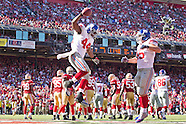 49ers vs Giants 10-14-12