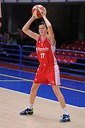 DESCRIZIONE : Latina Basket Campionato Italiano Femminile serie B 2011-2012<br /> GIOCATORE : Irene Tosi<br /> SQUADRA : College Italia<br /> EVENTO : College Italia 2011-2012<br /> GARA : Cestistica Latina College Italia <br /> DATA : 09/12/2011<br /> CATEGORIA : pessaggio <br /> SPORT : Pallacanestro <br /> AUTORE : Agenzia Ciamillo-Castoria/GiulioCiamillo<br /> Galleria : Fip Nazionali 2011<br /> Fotonotizia :  Latina Basket Campionato<br /> Italiano Femminile serie B 2011-2012<br /> Predefinita :