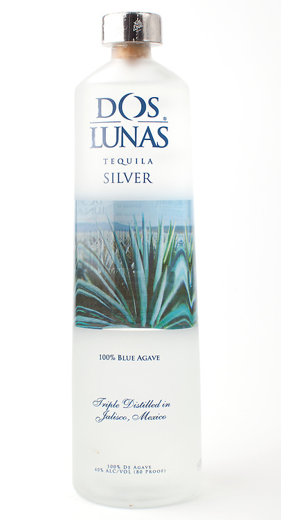 Dos Lunas Silver -- Image originally appeared in the Tequila Matchmaker: http://tequilamatchmaker.com