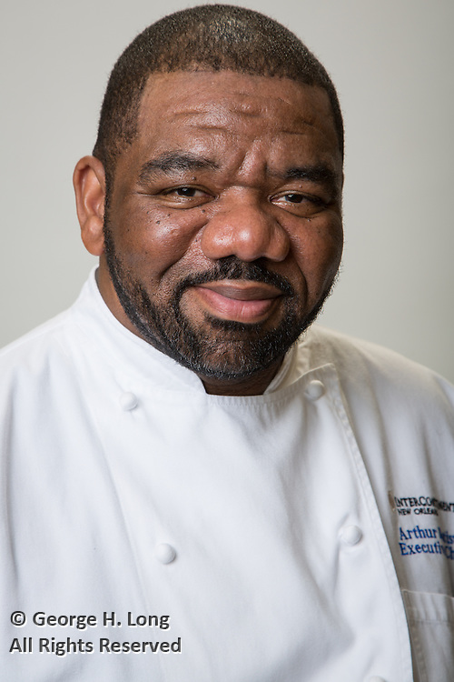 Arthur Batiste; InterContinental New Orleans Hotel Executive Chef