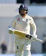 Sam Curran of England during the 4th day of the 4th SpecSavers International Test Match 2018 match between England and India at the Ageas Bowl, Southampton, United Kingdom on 2 September 2018.