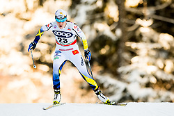 December 16, 2017 - Toblach, ITALY - 171216 Ebba Andersson of Sweden competes in women's 10km interval start free technique during FIS Cross-Country World Cup on December 16, 2017 in Toblach..Photo: Jon Olav Nesvold / BILDBYRN / kod JE / 160103 (Credit Image: © Jon Olav Nesvold/Bildbyran via ZUMA Wire)
