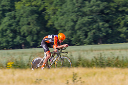 Dutch Individual Time Trial Nationals Men Elite, Stokkum, Montferland, The Netherlands, 21 June 2017. Photo by Thomas van Bracht / PelotonPhotos.com | All photos usage must carry mandatory copyright credit (Peloton Photos | Thomas van Bracht)