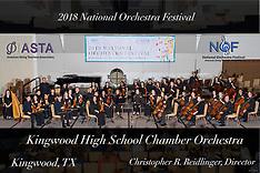 Kingwood High School Chamber Orchestra