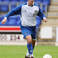 Paul Sheerin, St Johnstone Season 2007-08<br /> <br /> Picture by Graeme Hart.<br /> Copyright Perthshire Picture Agency<br /> Tel: 01738 623350  Mobile: 07990 594431