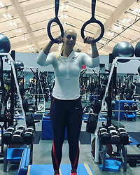 """Sabine Lisicki releases a photo on Instagram with the following caption: """"That Friday feeling... \ud83d\ude48\ud83d\ude05\u26d4\ufe0f #soreness #overload #weekendiscoming #thecouchwillbemybestfriend"""". Photo Credit: Instagram *** No USA Distribution *** For Editorial Use Only *** Not to be Published in Books or Photo Books ***  Please note: Fees charged by the agency are for the agency's services only, and do not, nor are they intended to, convey to the user any ownership of Copyright or License in the material. The agency does not claim any ownership including but not limited to Copyright or License in the attached material. By publishing this material you expressly agree to indemnify and to hold the agency and its directors, shareholders and employees harmless from any loss, claims, damages, demands, expenses (including legal fees), or any causes of action or allegation against the agency arising out of or connected in any way with publication of the material."""