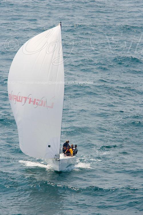 Lightwave, Melges 24 513, at The Newport Regatta