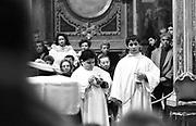 Napoli,1991-Chiesa del carmine-ph.isabella balena©