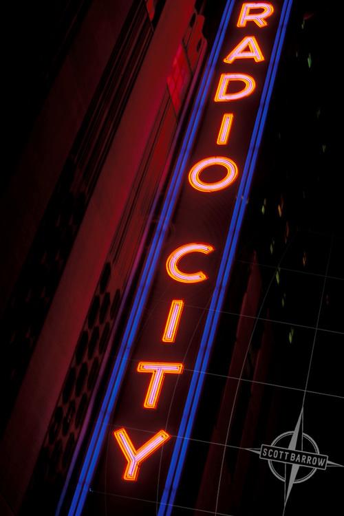 Radio City Music Hall, NY, NY
