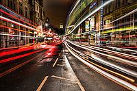 London - Twilight in Trafalgar