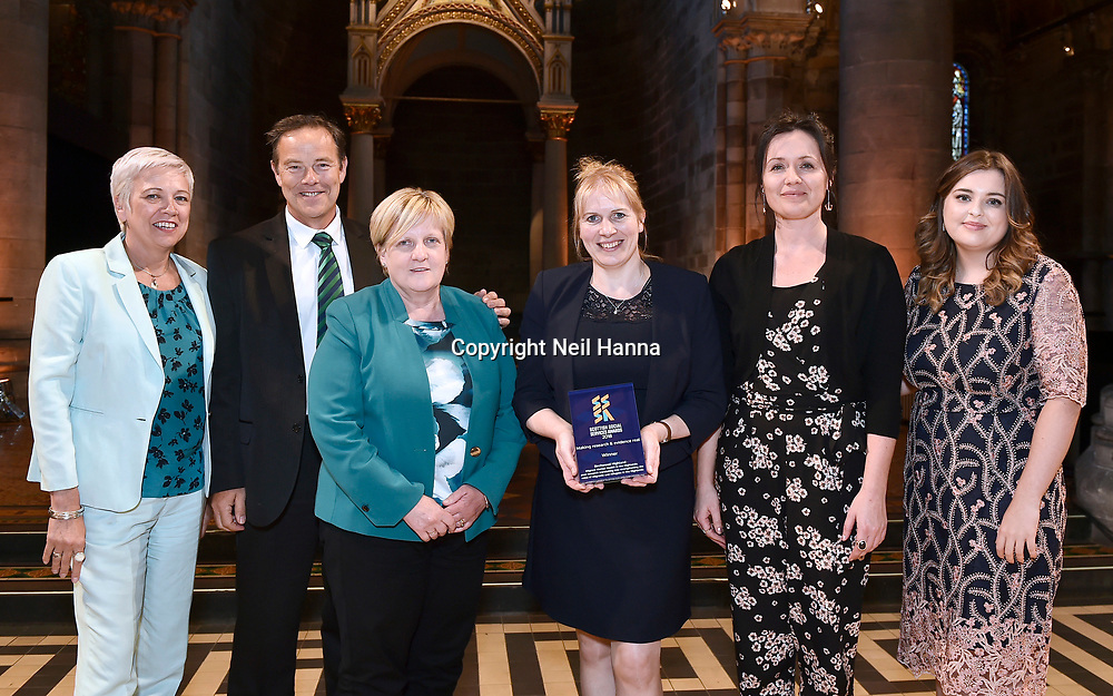 Scottish Social Services Awards - Mansfield Traquair, Edinburgh  6th June 2018<br /> <br /> <br /> <br /> <br />  Neil Hanna Photography<br /> www.neilhannaphotography.co.uk<br /> 07702 246823
