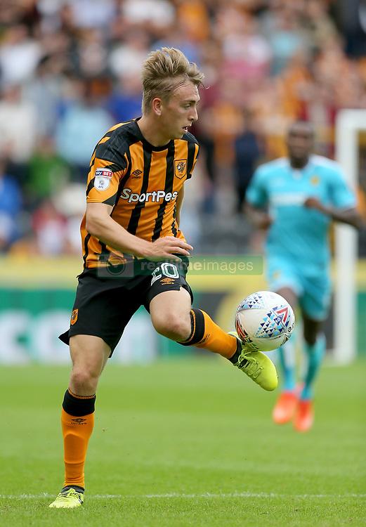 Hull City's Jarrod Bowen