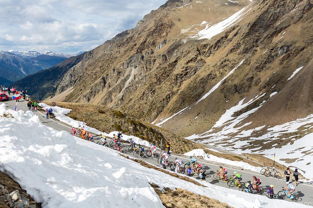 Giro D'Italia 2017 stage 16 (Rovetta - Bormio, 222km)<br /> <br /> Photo: Tornanti.cc
